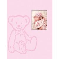 Купить Альбом UFO 10x15x200 PP-46200 Baby pink bear - PP-46200 Baby pink bear
