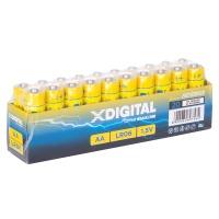 Купить Батарейка X-DIGITAL LR06(SH2) Tray EAN уп. 1x2 шт. - LR6-20S