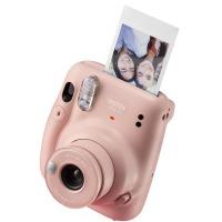 Купить Фотокамера FUJI INSTAX MINI 11 BLUSH PINK EX D EU розовый рассвет - 16655015