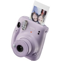 Купить Фотокамера FUJI INSTAX MINI 11 LILAC PURPLE EX D EU нежная лаванда - 16655041