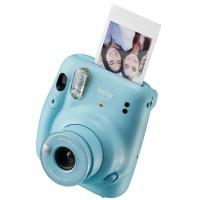 Купить Фотокамера FUJI INSTAX MINI 11 SKY BLUE EX D EU голубое небо - 16655003