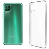 Купить Чехол для сматф. GLOBAL Case (TPU) Extra Slim для Huawei P40 Lite (светлый) - 1283126502118