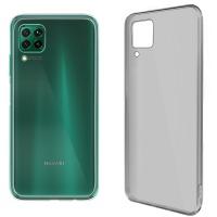 Купить Чехол для сматф. GLOBAL Case (TPU) Extra Slim для Huawei P40 Lite (темный) - 1283126502132