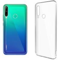 Купить Чехол для сматф. GLOBAL Case (TPU) Extra Slim для Huawei P40 Lite E (светлый) - 1283126502125
