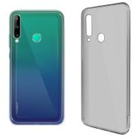 Купить Чехол для сматф. GLOBAL Case (TPU) Extra Slim для Huawei P40 Lite E (темный) - 1283126502149