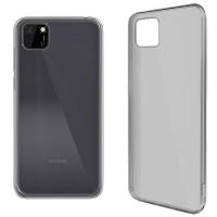 Купить Чехол для сматф. GLOBAL Case (TPU) Extra Slim для Huawei Y5P (темный) - 1283126503559