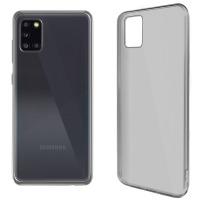 Купить Чехол для сматф. GLOBAL Case (TPU) Extra Slim для Samsung A31 (темный) - 1283126501944