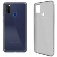 Купить Чехол для сматф. GLOBAL Case (TPU) Extra Slim для Samsung M21 (темный) - 1283126501982
