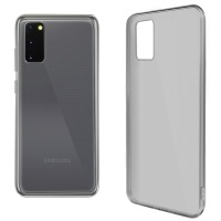 Купить Чехол для сматф. GLOBAL Case (TPU) Extra Slim для Samsung S20 (темный) - 1283126500602