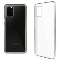 Купить Чехол для сматф. GLOBAL Case (TPU) Extra Slim для Samsung S20 Plus (светлый) - 1283126500619