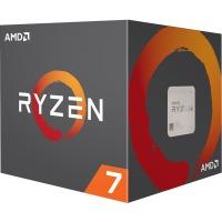 Купить Процессор AMD Ryzen 7 2700X 8/16 3.7GHz 16Mb AM4 105W Box - YD270XBGAFBOX