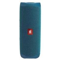 Купить Портативная акустика JBL Flip 5 Ocean Blue (JBLFLIP5ECOBLU) - JBLFLIP5ECOBLU