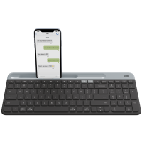 Купить Клавиатура LOGITECH Slim Multi-Device Wireless K580 (L920-009275) - L920-009275