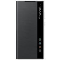 Купить Чехол для сматф. SAMSUNG Note 20/EF-ZN980CBEGRU - Clear View Cover (Черный) - EF-ZN980CBEGRU