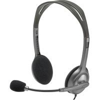 Купить Гарнитура IT LOGITECH Гарнитура Stereo Headset H110 - L981-000271