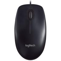 Купить Мышь LOGITECH Mouse M90, Серая - 910-001794