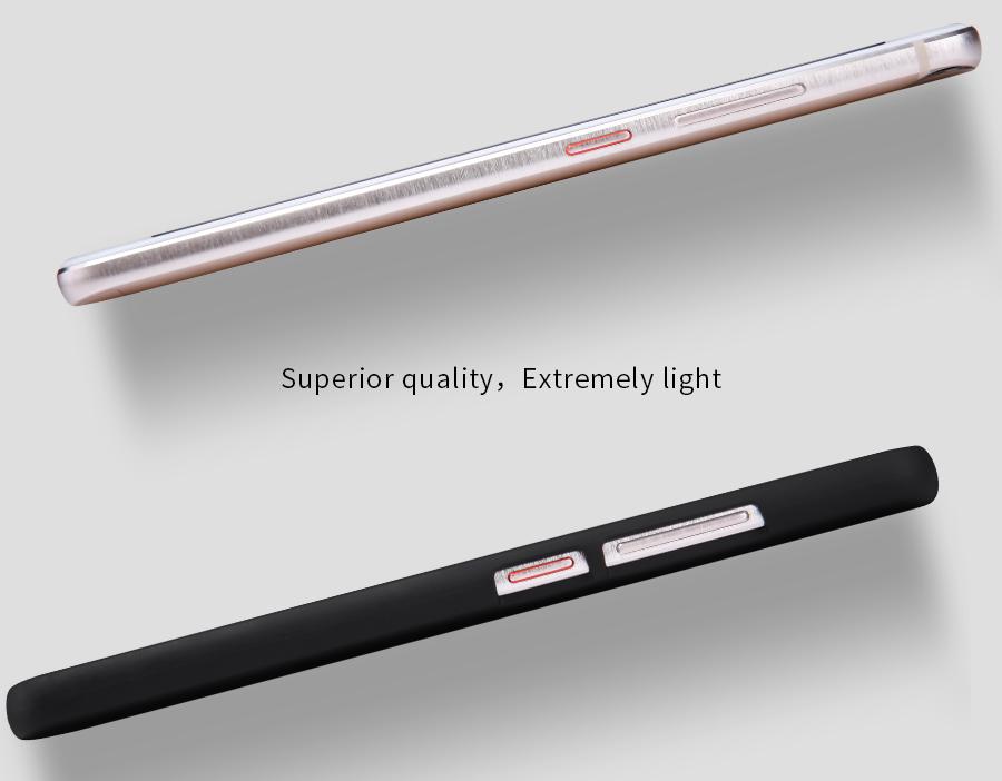 Nillkin Huawei Nova - Frosted Shield Black