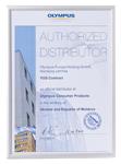 Официальный дистрибьютор Olympus Consumer Products в Украине и Республике Молдова. 2011.