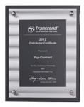 Дистрибьютор продуктов ТМ Transcend. 2012.