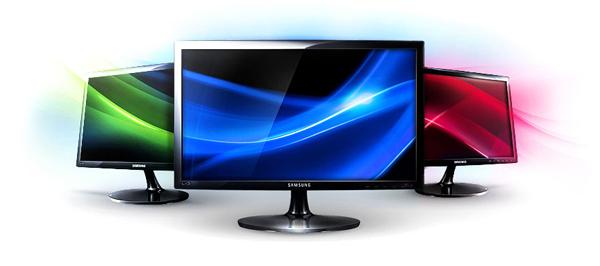 Скоро в продаже: Новые мониторы Samsung