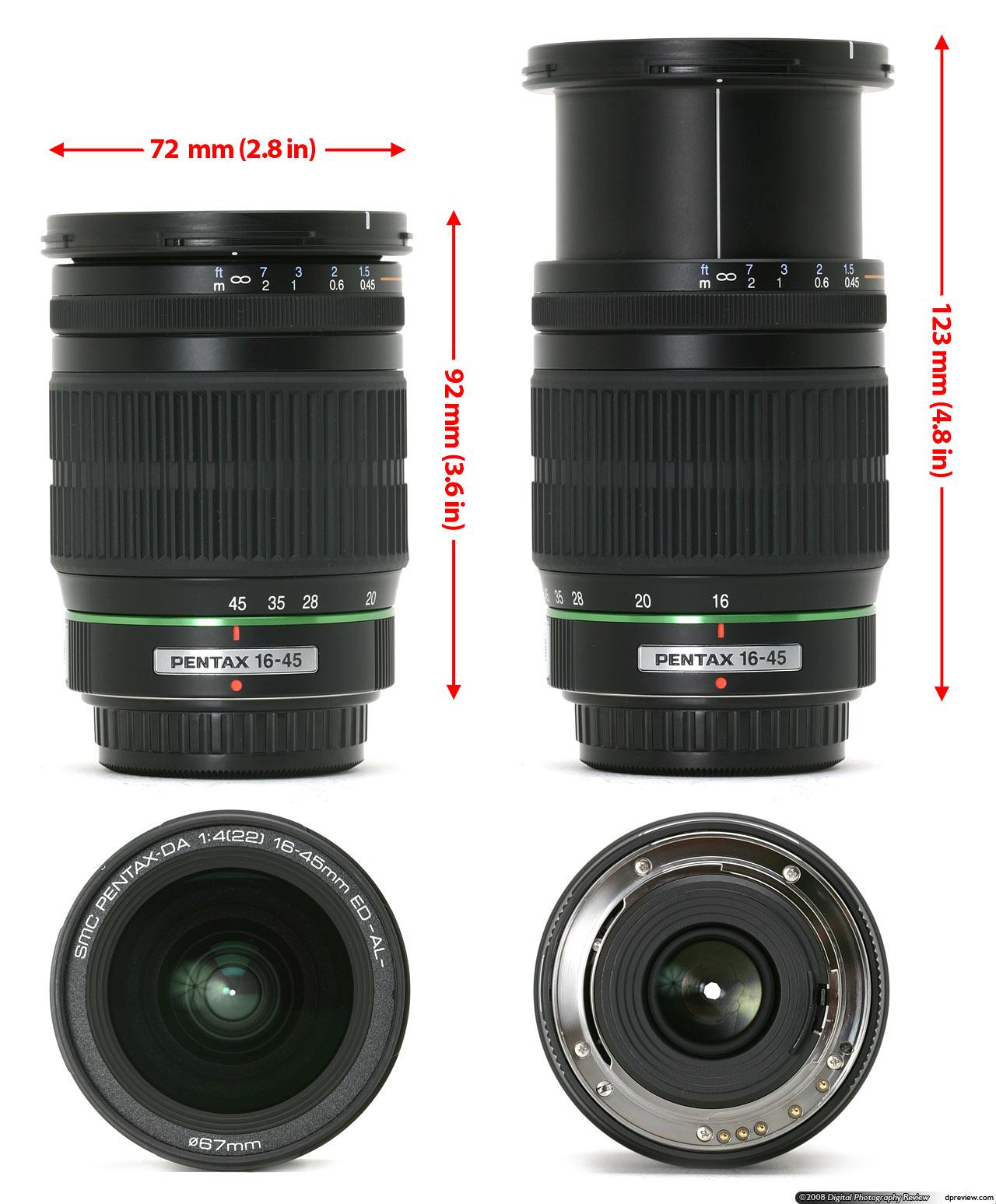 Pentax 16-45 f/4 фото