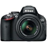 Цифровая зеркальная фотокамера Nikon D5100