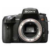 Цифровая зеркальная фотокамера Sony Alpha DSLR-A580