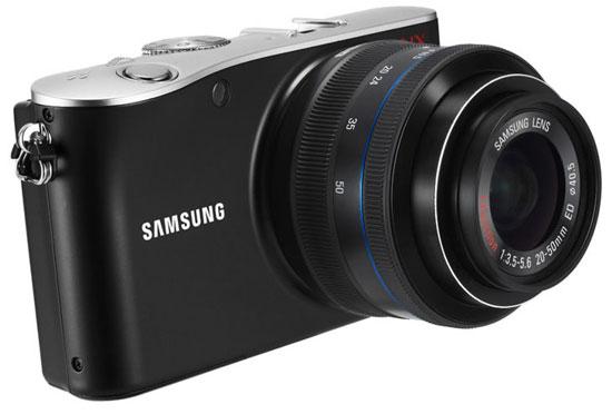 Системная цифровая фотокамера Samsung NX-100