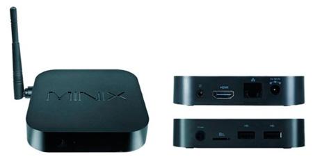 Minix Neo X6: ТВ - приставка на базе Android 4.4 KitKat